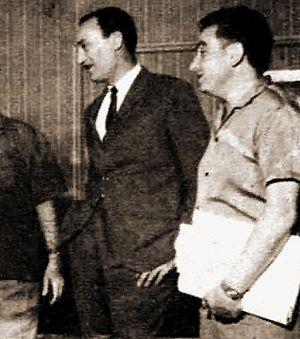Enrique Carreras - Enrique Carreras (right)