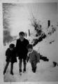 Entrée du village hiver 1947 2.PNG