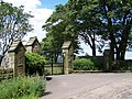 Entrance Gate to Bents House, Sugworth - geograph.org.uk - 908854.jpg