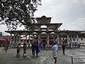 Entrance mandala of the Hindu Mahadeva Temple, Ettumanoor Kerala.jpg