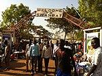 Entrance to the camp's Rwanda Battalion Section (12328019205).jpg