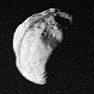 Epimetheus (moon) - Image: Epimetheus Voyager 1