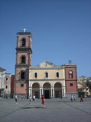 Ercolano - Basilica of Santa Maria a Pugliano