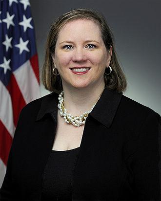 Under Secretary of Defense for Personnel and Readiness - Image: Erin C. Conaton USDPR