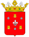 Official seal of Mora de Rubielos, Spain
