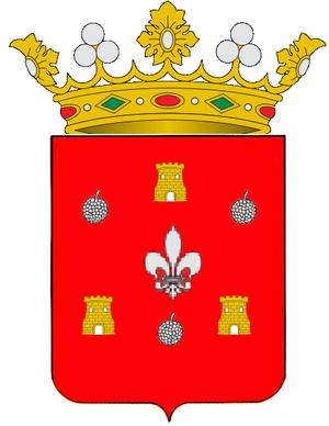 Mora de Rubielos - Image: Escudo de Mora de Rubielos