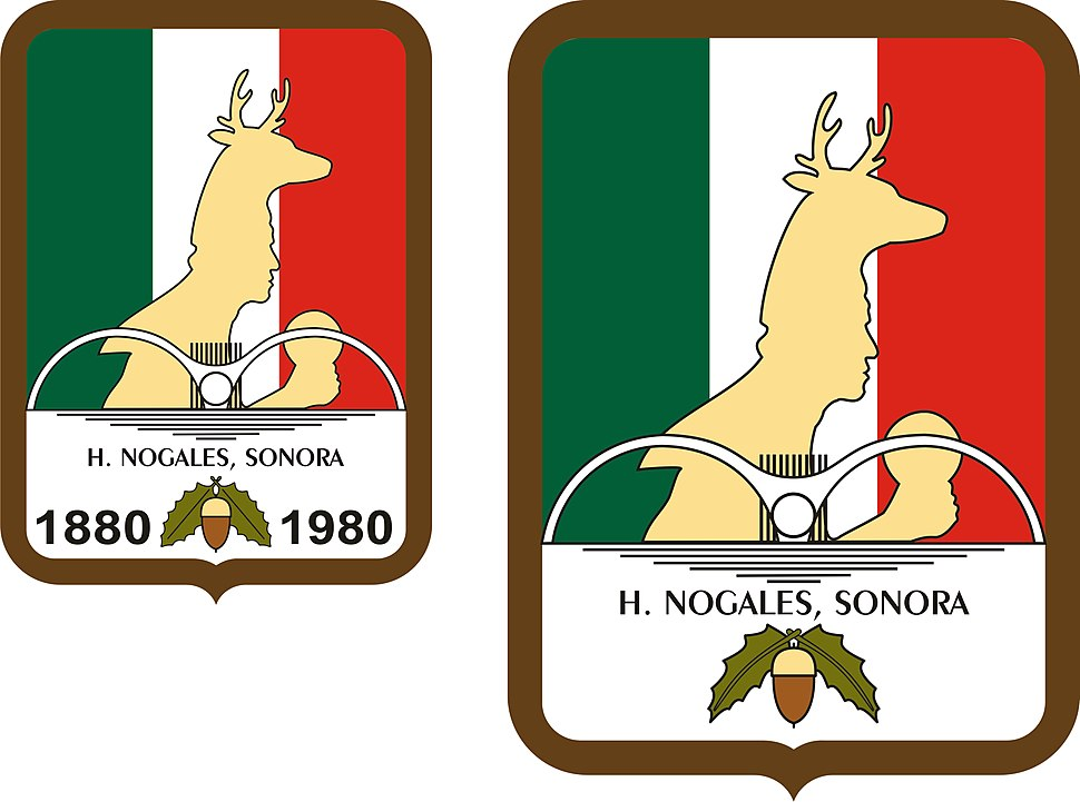 Coat of arms of Municipality of Nogales