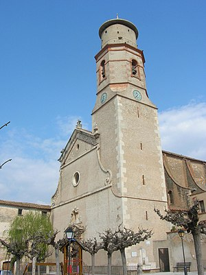 Alió - St. Bartholomew's Church, Alió