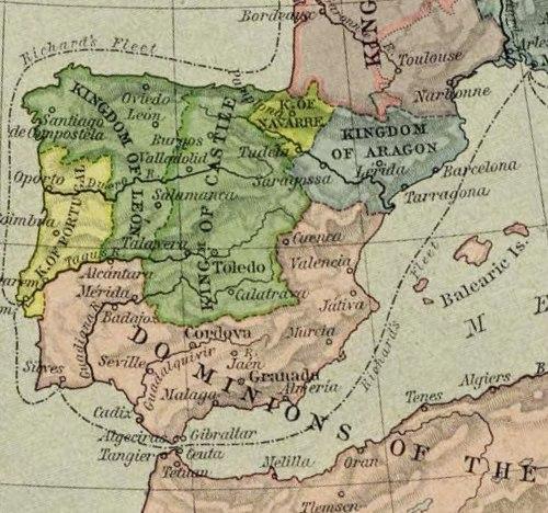 España 1190