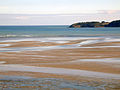 Estran en baie de Saint-Brieuc
