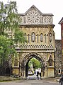 Ethelbert Gate from Tombland, Norwich, UK.jpg
