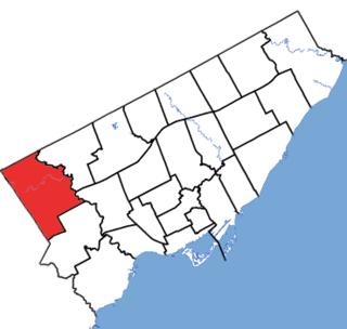Etobicoke North (provincial electoral district) provincial electoral district in Ontario, Canada