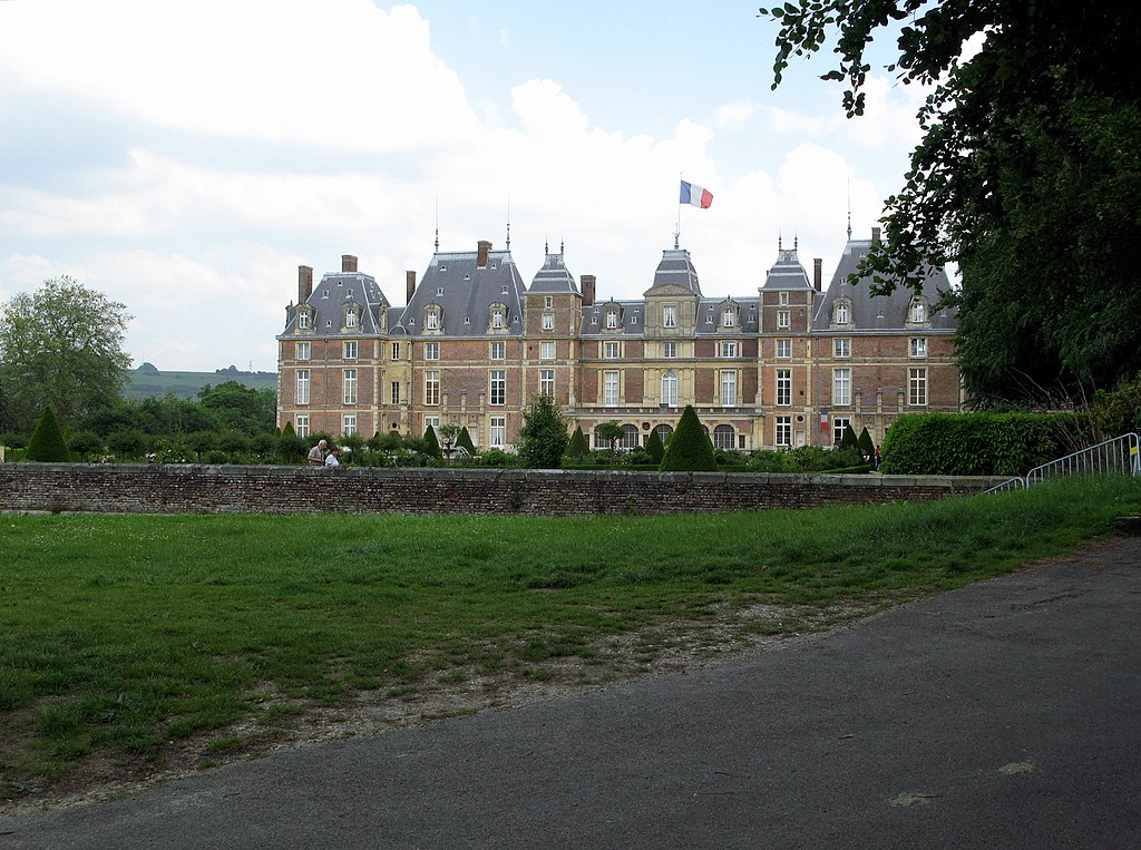 Image illustrative de l'article Château d'Eu