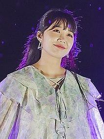 Jeong Eun-ji South Korean singer and actress