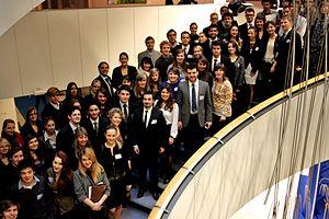 European Pharmaceutical Students' Association - European Pharmaceutical Students Association Annual Reception