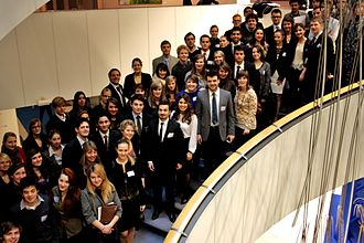 European Pharmaceutical Students' Association - European Pharmaceutical Students Association Annual Reception