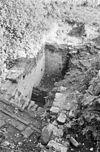 exterieur ontgraving bij zuid, west ringmuur naar het noord, noord, oosten - batenburg - 20310162 - rce
