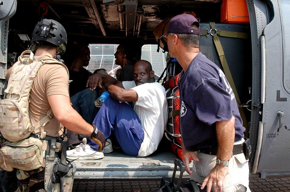 FEMA - 14850 - Photograph by Win Henderson taken on 09-05-2005 in Louisiana