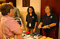 FEMA - 32581 - FEMA representatives give out information.jpg