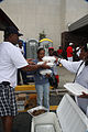 FEMA - 38113 - Hot food being given to evacuees returning to Louisiana.jpg