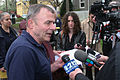 FEMA - 43853 - Federal Coordinating Officer William Vogel speaks to the media.jpg
