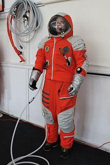 final frontier design iva space suit