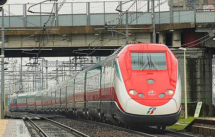 Alta velocidade ferroviária - Wikiwand