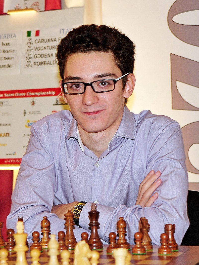 Image illustrative de l'article Fabiano Caruana