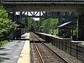 Facing west at Grafton station, June 2012.JPG
