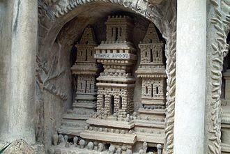 Ferdinand Cheval - Image: Facteur Cheval Temple hindou