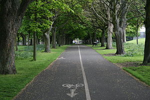 Fairview Park, Dublin - Image: Fairview 004