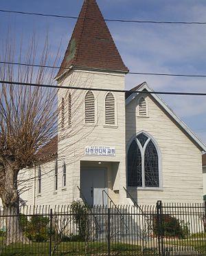 Faith Bible Church, Northridge, California - Faith Bible Church, March 2008