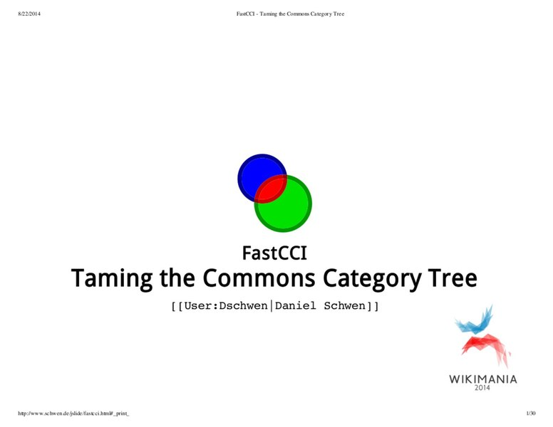 File:FastCCI - Taming the Commons Category Tree.pdf
