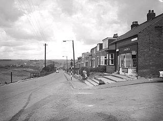 Fatfield Human settlement in England