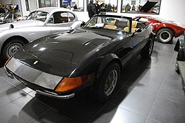 """Ferrari 365 Daytona Spider Corvette """"Miami Vice"""" - II.jpg"""
