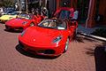 Ferrari F430 2006 Spider LSideFront CECF 9April2011 (14600890495).jpg
