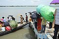 Ferry Service Across River Matla - Godkhali Ghat - South 24 Parganas 2016-07-10 5015.JPG