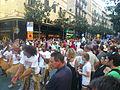 Festa Major de Gràcia 2011 - XIII cercavila de cultura popular - carrer Gran P1330063.jpg