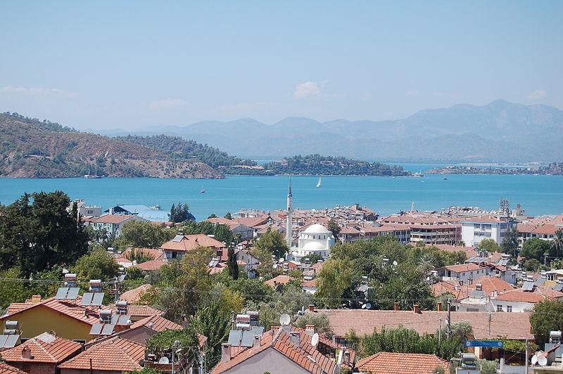 Vista de Fethiye