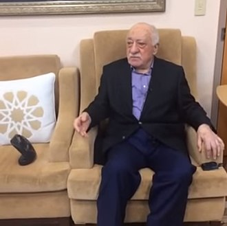 2016 Turkish coup d'état attempt - Turkish authorities blamed Fethullah Gülen who condemned the coup attempt and denied any role in it