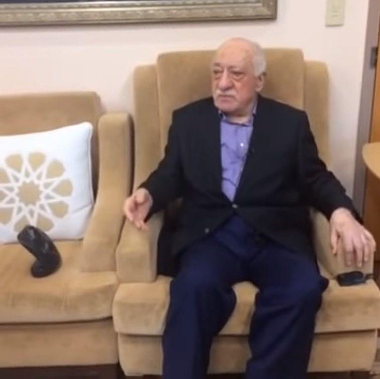 Fethullah Gülen 2016