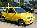 Fiat Cinquecento 1.1 Sporting 1997 (12469062075).jpg