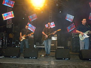 Fiel a la Vega - Fiel a la Vega performing at Mayaguez, Puerto Rico