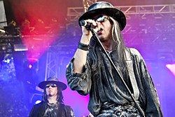 Fields of the Nephilim auf dem Amphi Festival 2013
