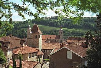Figeac - A general view of Figeac