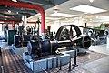 Filfabriken's steam engine, made by Bolinder in Stockholm in 1910, rotations 130 per minutes, 500 horsepower, used until 1970. Eskilstuna stadsmuseum, Sweden.jpg