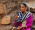 Fille inde, girl in India 2012.jpg