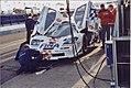 Fina McLaren Pits.jpg