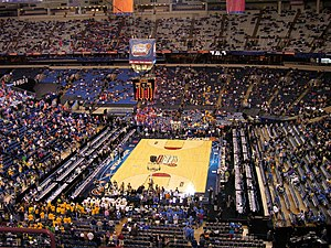 RCA Dome -  2006 NCAA Final Four