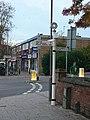 Fingerpost at Radcliffe - geograph.org.uk - 1555531.jpg